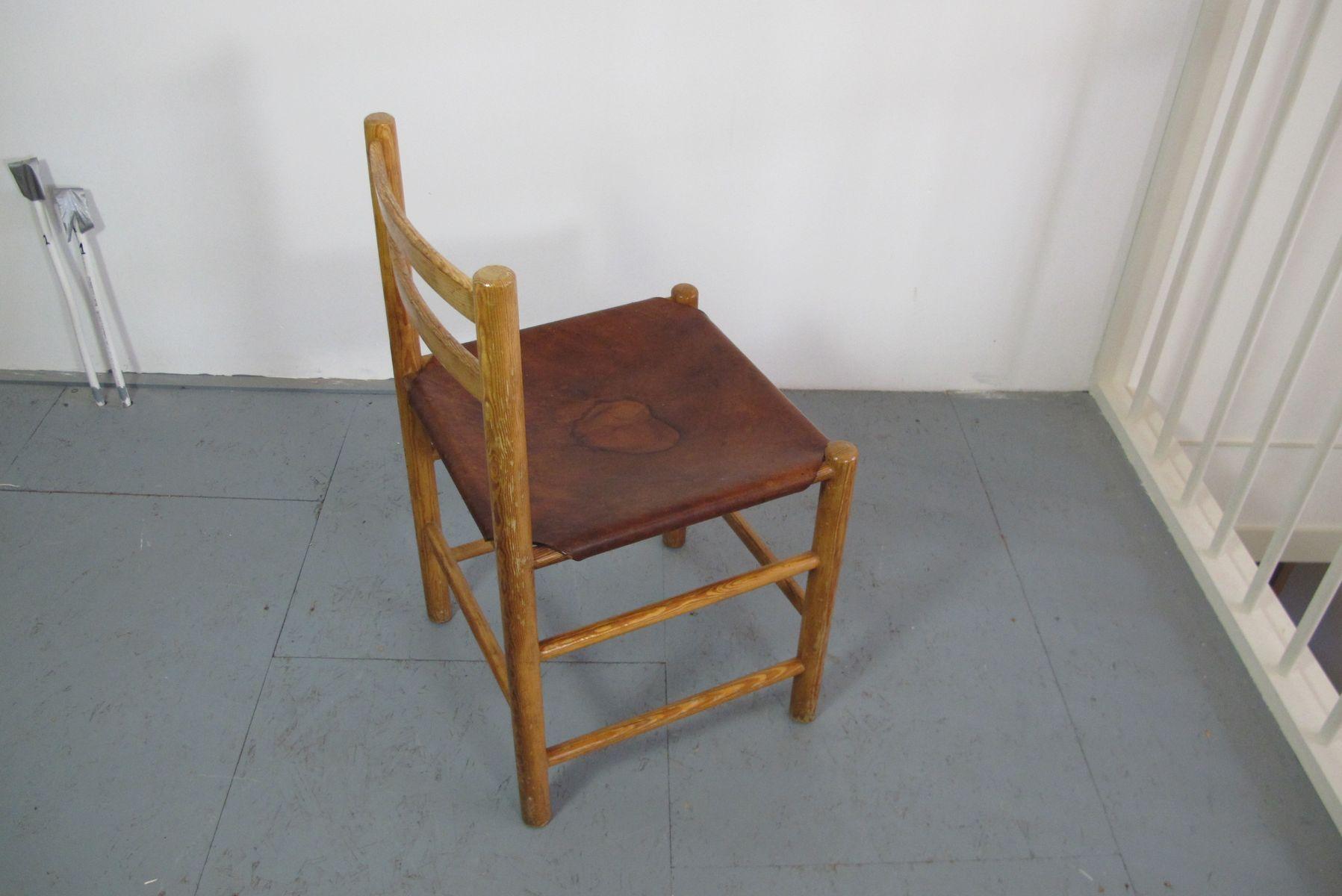 Vintage dutch design dining chairs by ate van apeldoorn for Dutch design chair karton