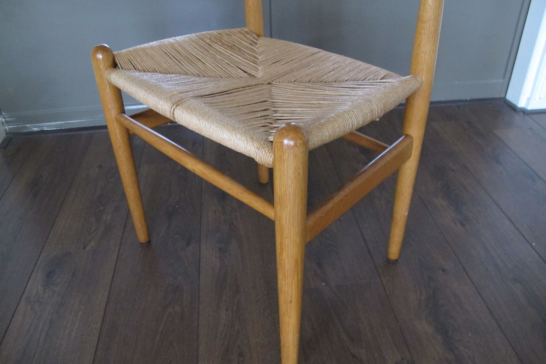 CH36 Dining Chairs by H J Wegner for Carl Hansen Set of 4 for