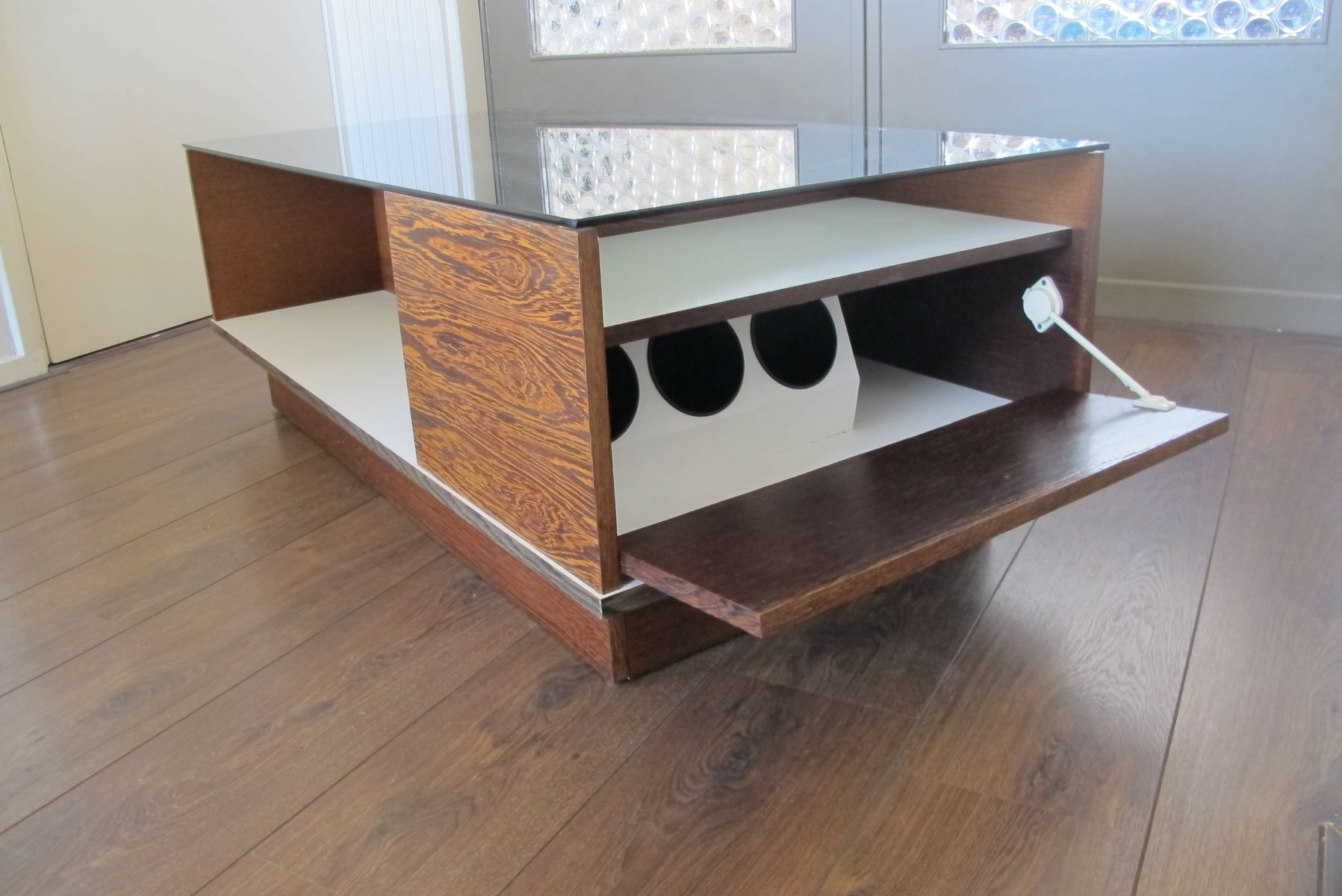 Wenge coffee table 1970s for sale at pamono Wenge coffee tables