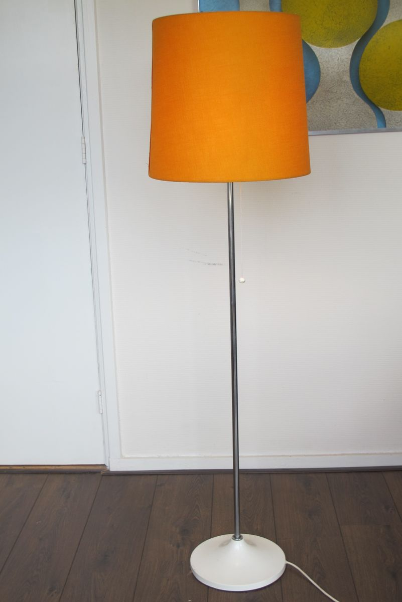 Dutch steel floor lamp from hagoort 1970s for sale at pamono for 1970s floor lamps
