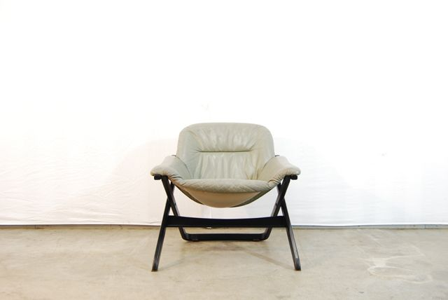 Swedish Chair By Göte Möbel, 1980s