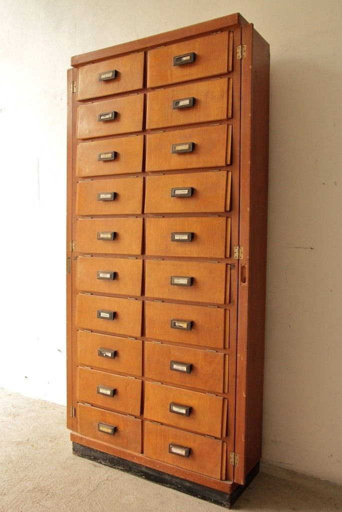 Italian drawer cabinet 1950s for sale at pamono for Kitchen drawers for sale