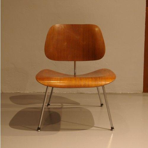 lcm stuhl von charles ray eames f r herman miller bei pamono kaufen. Black Bedroom Furniture Sets. Home Design Ideas