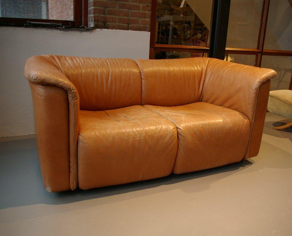 hochbarett sofa von karl wittmann bei pamono kaufen. Black Bedroom Furniture Sets. Home Design Ideas