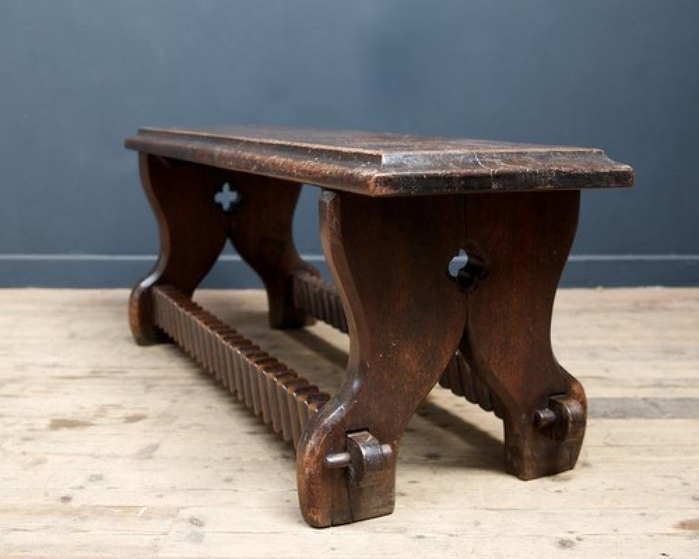 Antique Oak Bench 1830s For Sale At Pamono