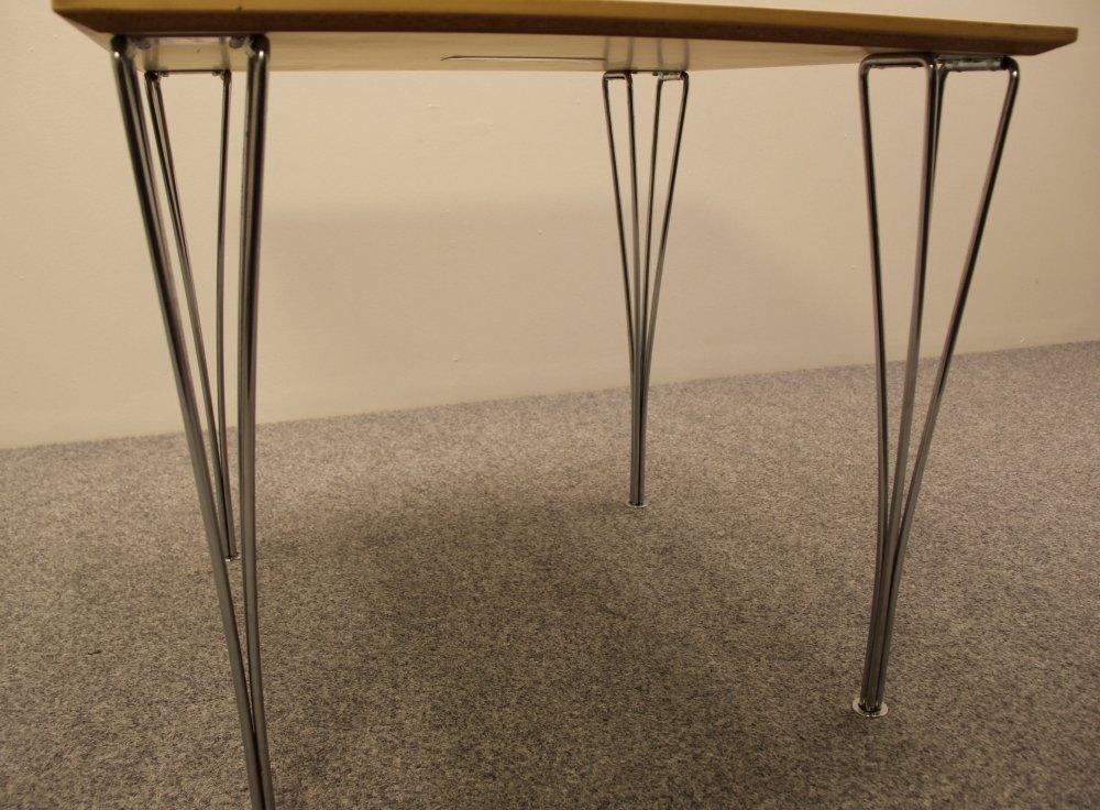 tisch von arne jacobsen f r fritz hansen 1970er bei pamono kaufen. Black Bedroom Furniture Sets. Home Design Ideas