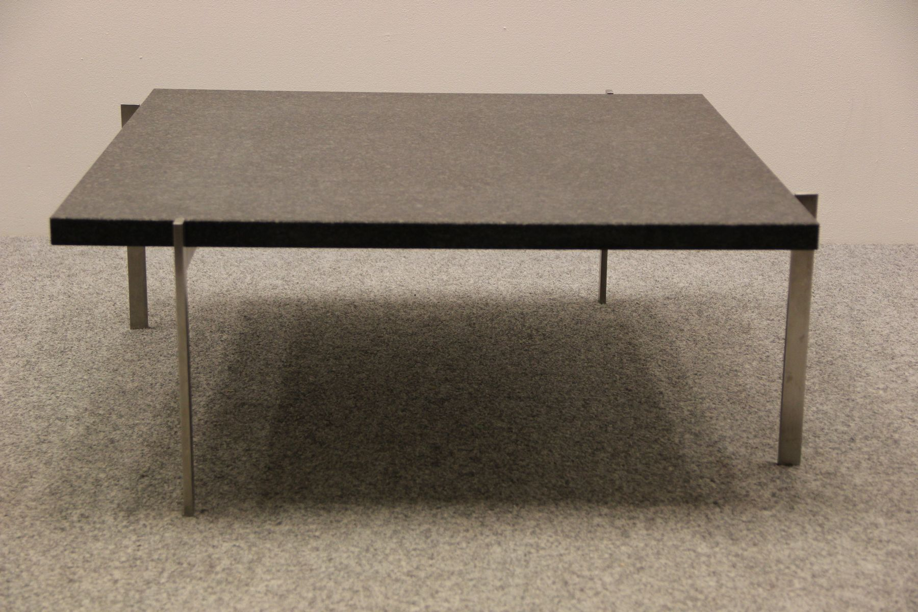 Pk61 Coffee Table By Poul Kj Rholm For Fritz Hansen For Sale At Pamono