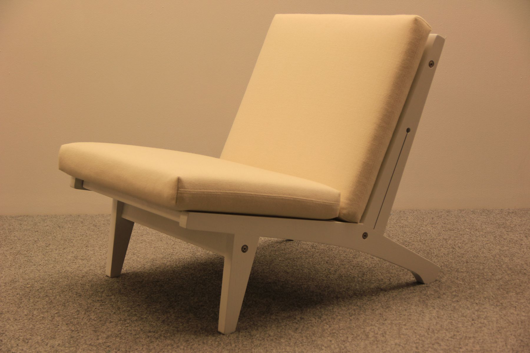GE 370 Easy Chair by Hans J. Wegner for Getama, 1960s for sale at Pamono