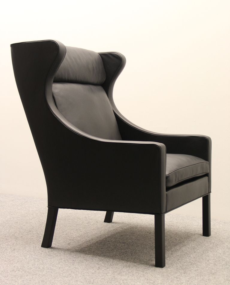 Bm 2204 Easy Chair By B 248 Rge Mogensen For Fredericia