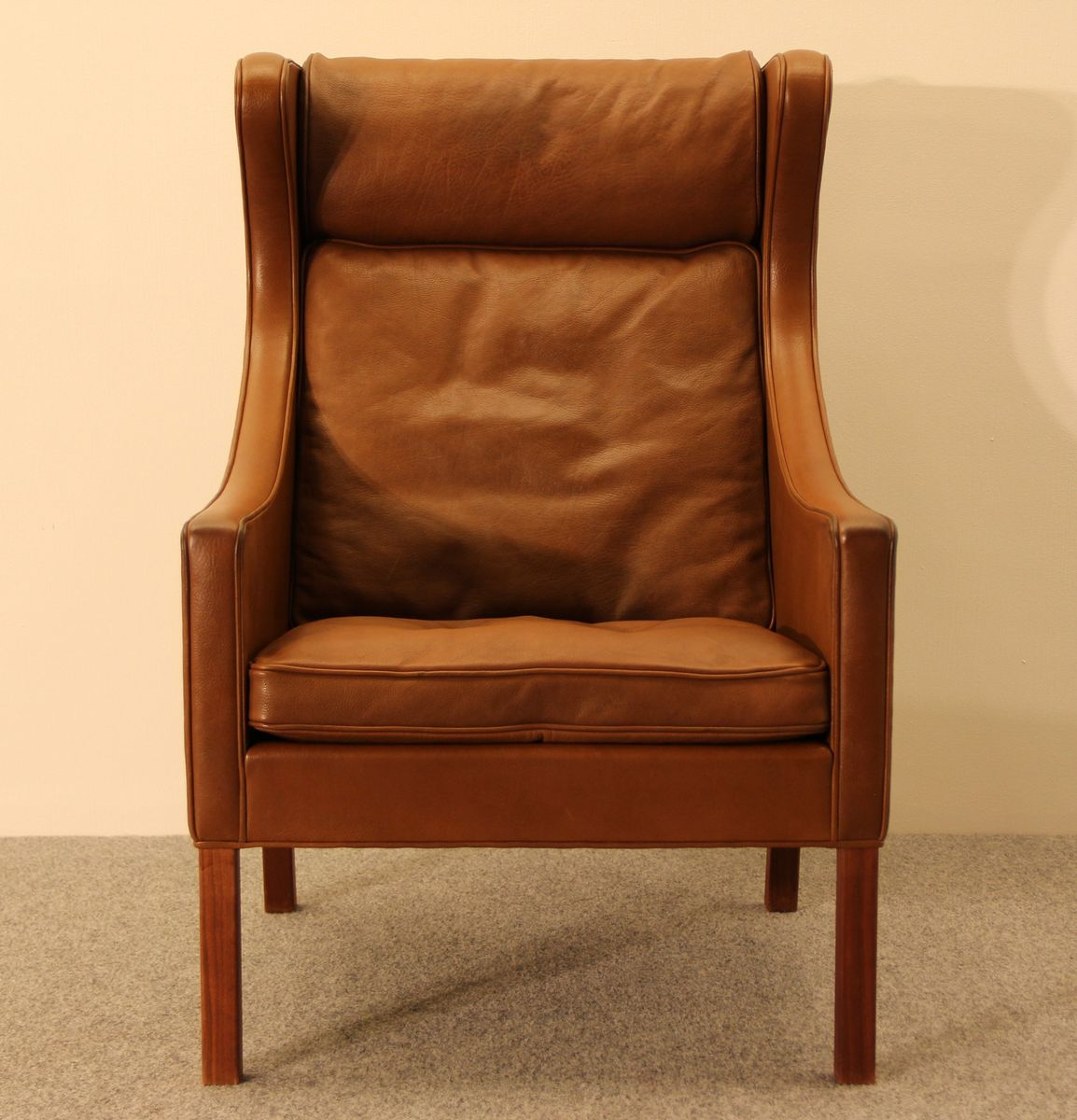 2204 Lounge Chair by Brge Mogensen for Fredericia Stolefabrik