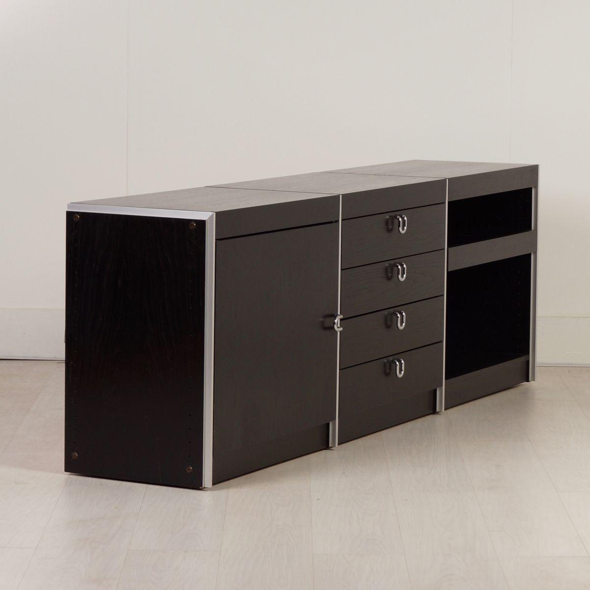vintage eschenholz sideboard von interl bke bei pamono kaufen. Black Bedroom Furniture Sets. Home Design Ideas