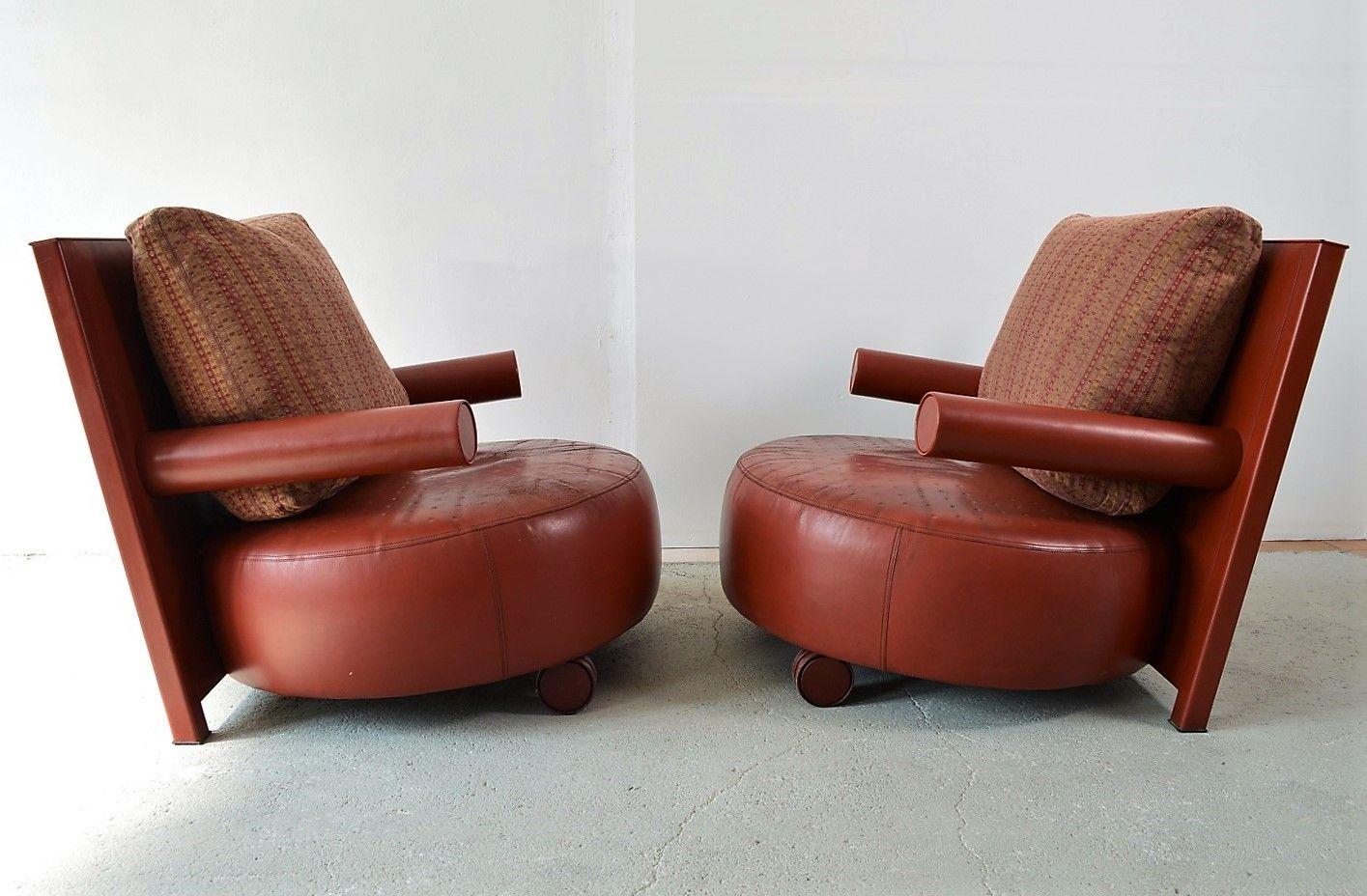 baisity sessel von antonio citterio f r b b italia 1980er bei pamono kaufen. Black Bedroom Furniture Sets. Home Design Ideas