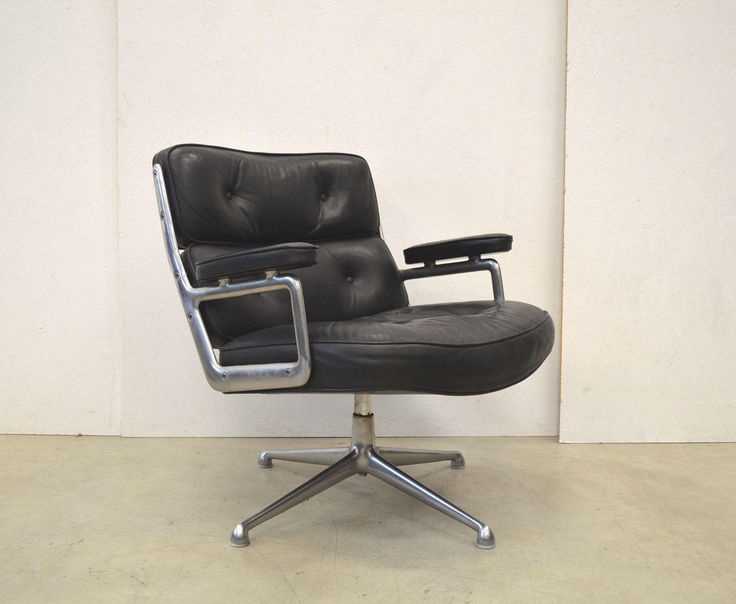 amerikanischer modell es105 lobby sessel von charles ray. Black Bedroom Furniture Sets. Home Design Ideas