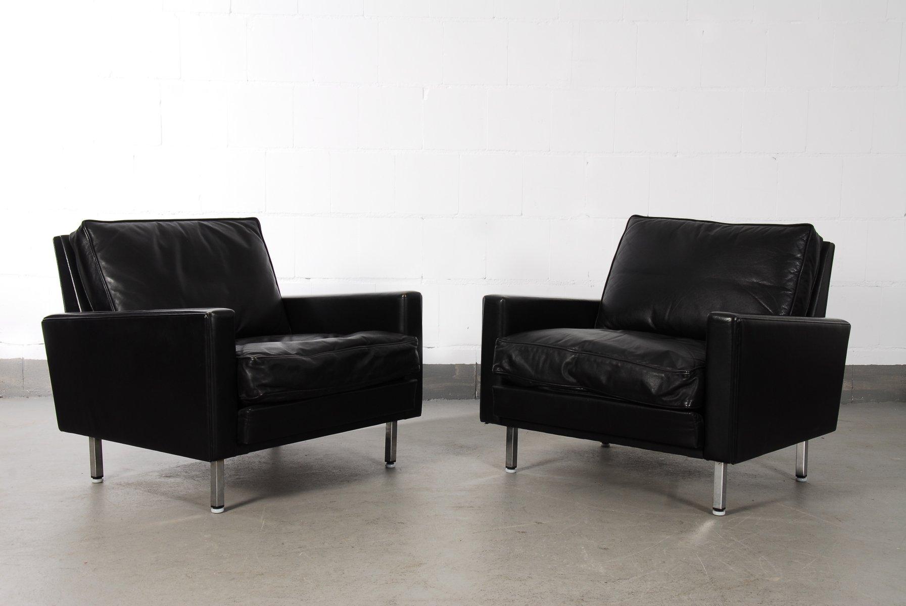 vintage drei sitzer sofa zwei sessel von george nelson f r herman miller bei pamono kaufen. Black Bedroom Furniture Sets. Home Design Ideas