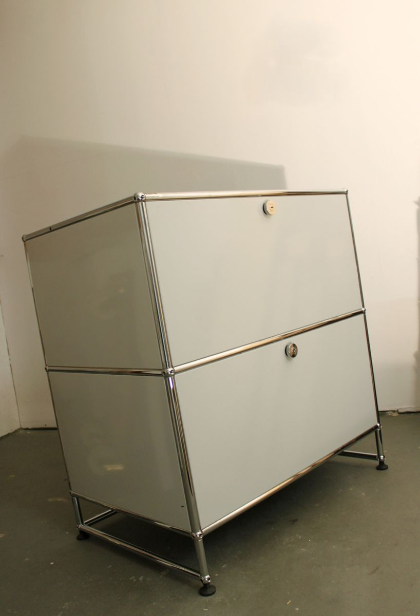 Vintage sideboard from usm haller for sale at pamono for Sideboard usm