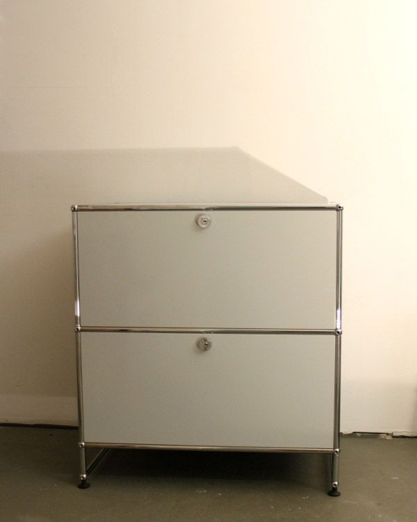 Vintage sideboard from usm haller for sale at pamono for Usm haller sideboard weiay