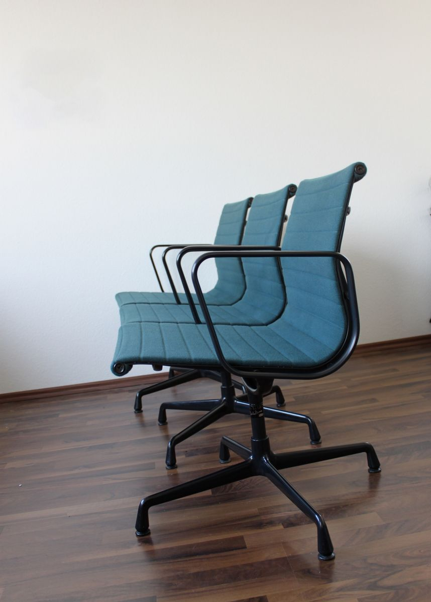 Ea 108 office chair by ray charles eames for vitra for Vitra ea 108 replica