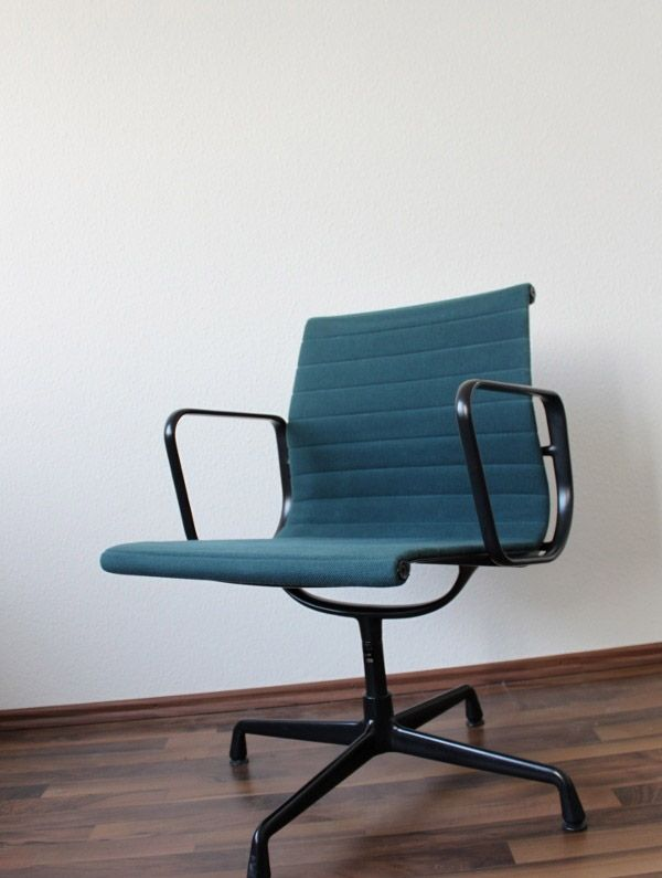 Ea Office Chair By Ray Charles Eames For Vitra For Sale At With Eames Chair  Original