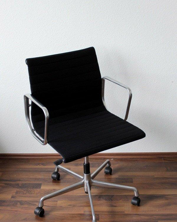 ea 117 b rostuhl von ray charles eames f r vitra bei. Black Bedroom Furniture Sets. Home Design Ideas