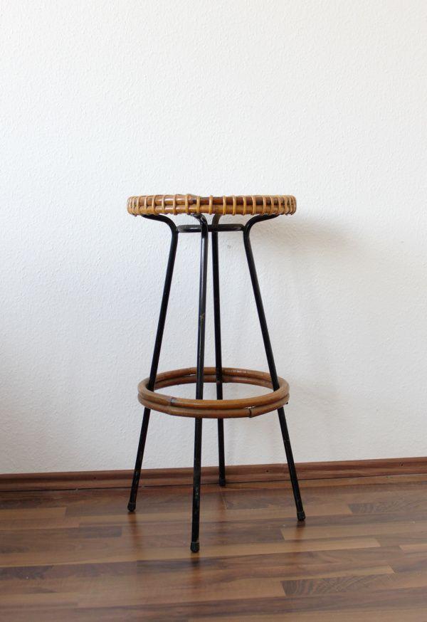 Tiki Tiki Bar Stools with Hawaiian String Design 1960s  : tiki tiki bar stools with hawaiian string design 1960s set of 4 8 from www.pamono.co.uk size 600 x 874 jpeg 156kB