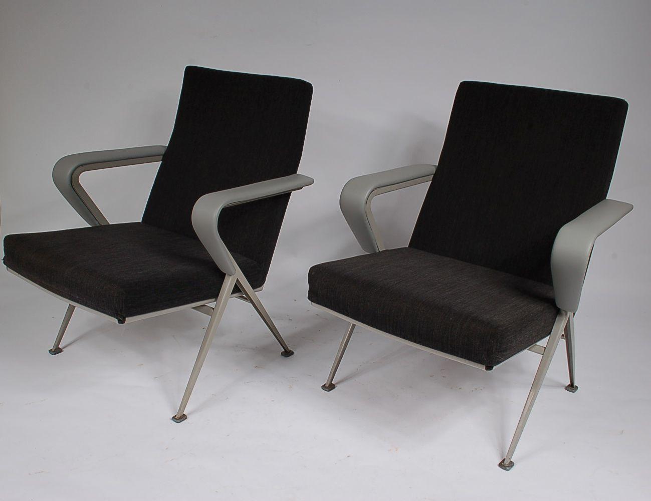 Industrial sessel 2er set 1960er bei pamono kaufen for Sessel industrial