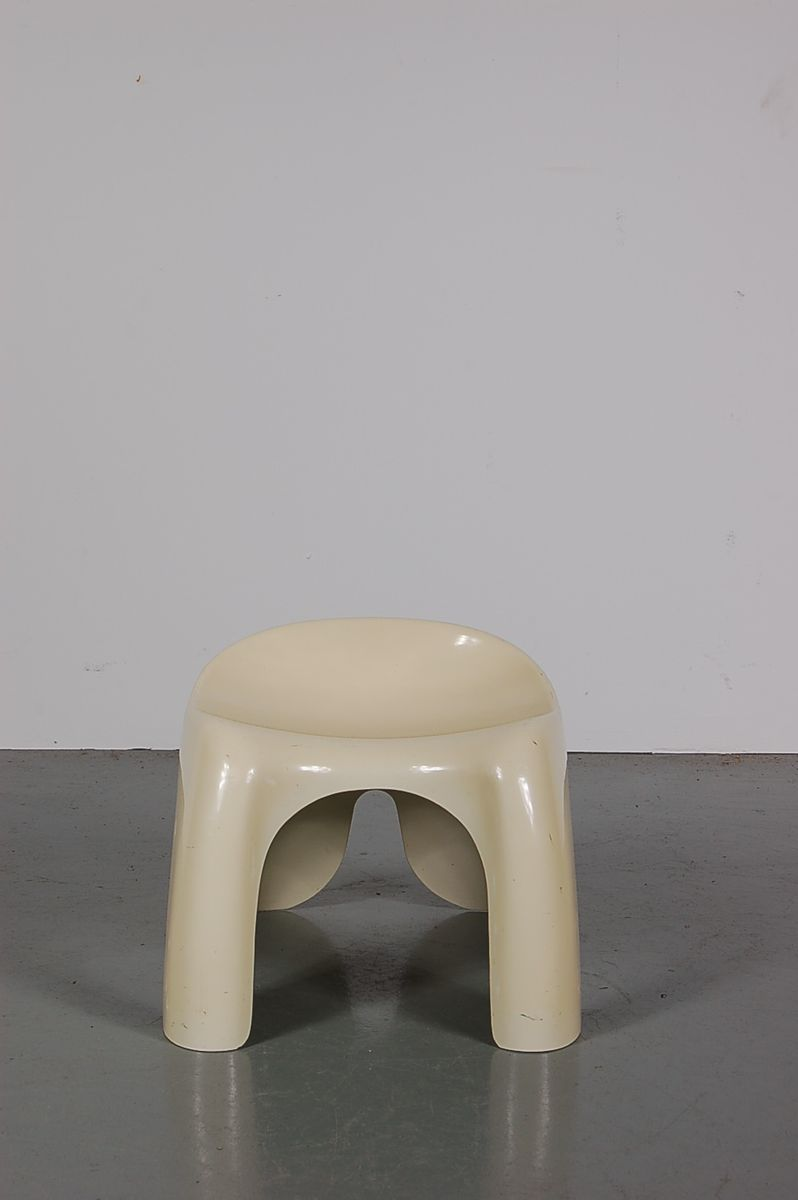 Plastic Children 39 S Chair By Stacey Dukes For Artemide 1960s For Sale At