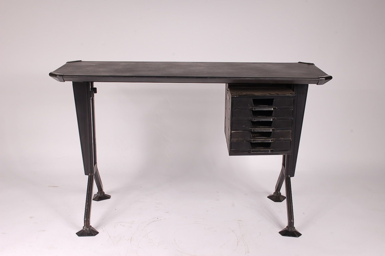 small industrial desk small industrial desk by olivetti for studio b b p r 1960s for sale at pamono