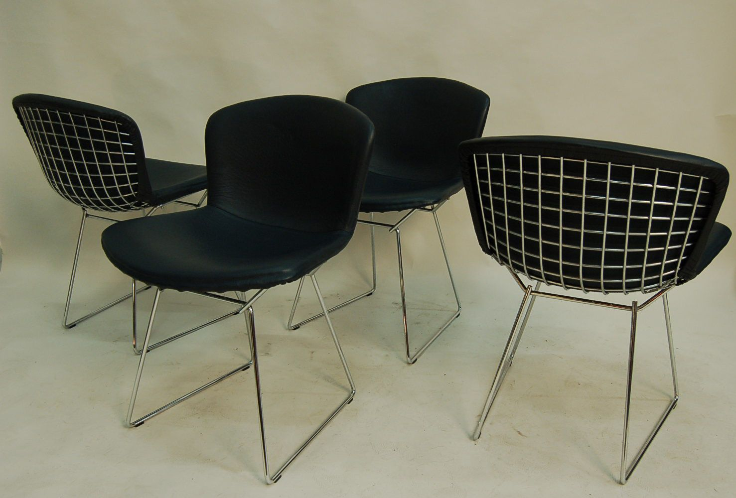 Harry bertoia for knoll inc bird chair catawiki - Harry Bertoia For Knoll Inc Bird Chair Catawiki Mid Century Dining Chairs By Harry Bertoia