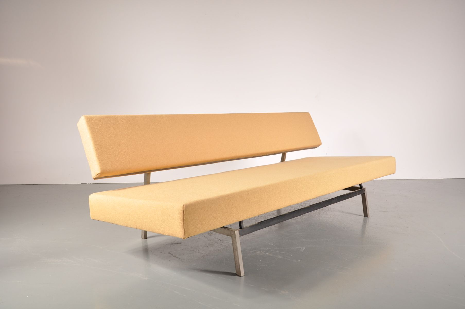 mid century 3 seater sofa from auping for sale at pamono. Black Bedroom Furniture Sets. Home Design Ideas