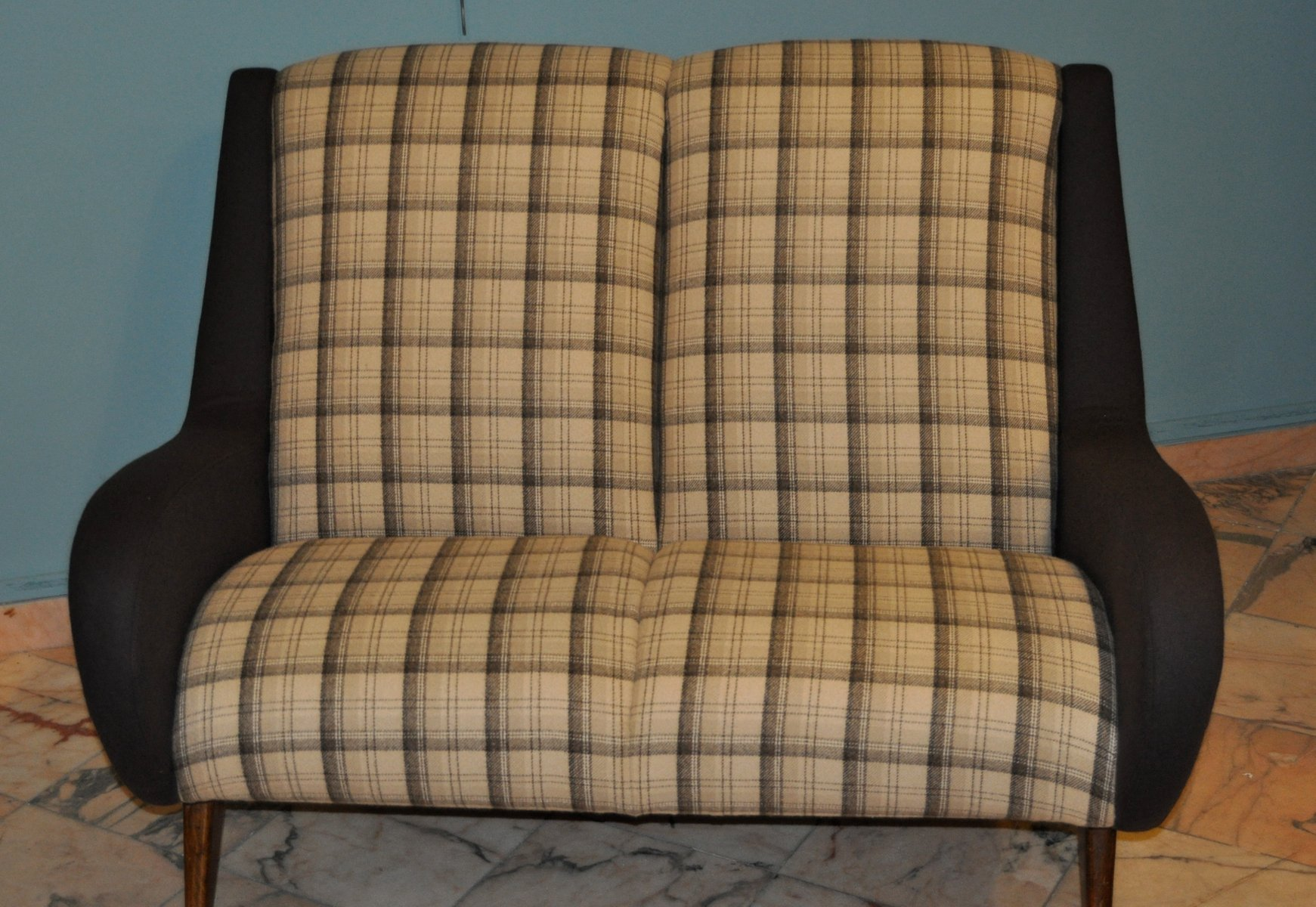Mid Century Chalet Sofa 1960s For Sale At Pamono