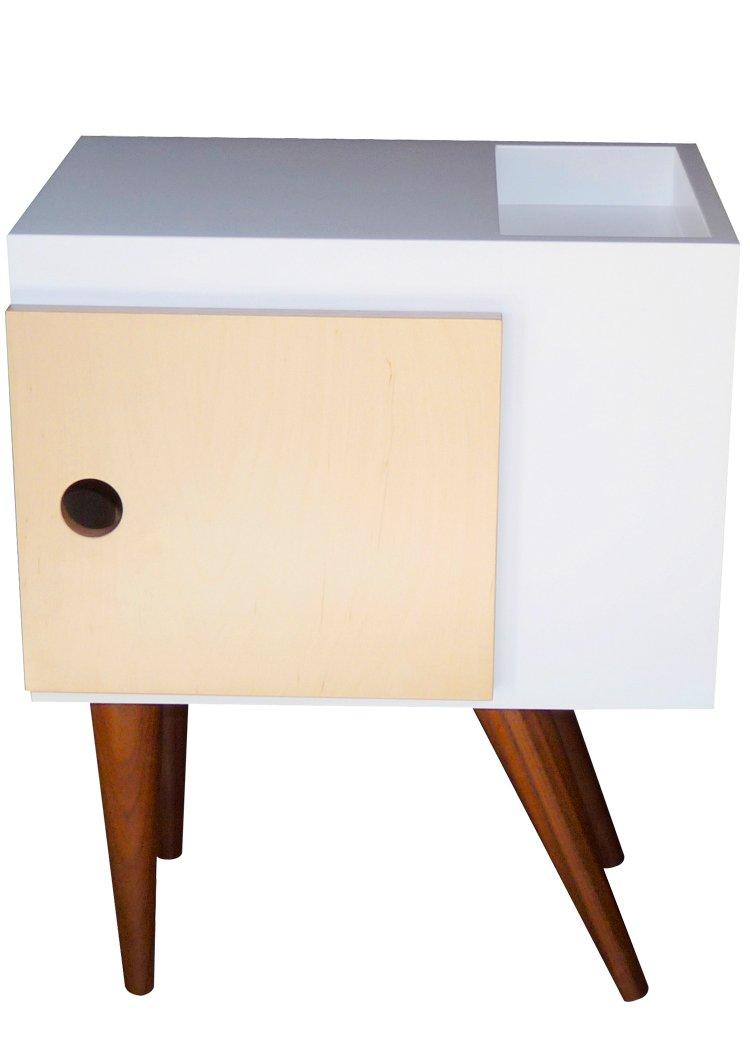 Table de nuit mesilla01 en vente sur pamono for Table de nuit en anglais