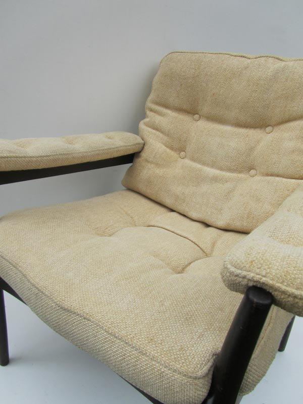 skandinavischer mid century sessel von g m bel bei pamono. Black Bedroom Furniture Sets. Home Design Ideas