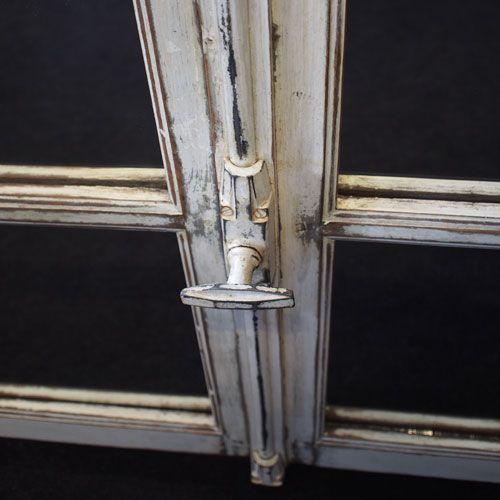 Vintage fensterladen spiegel fr hes 20 jahrhundert bei - Fensterladen vintage ...