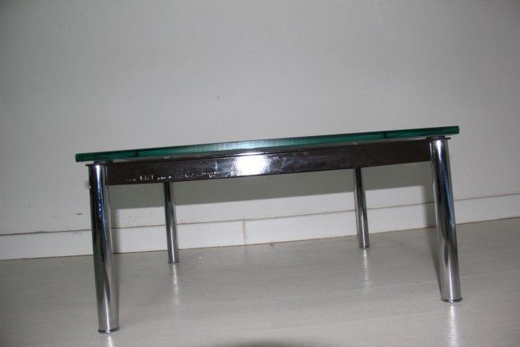 table basse par le corbusier pour cassina 1970s en vente sur pamono. Black Bedroom Furniture Sets. Home Design Ideas