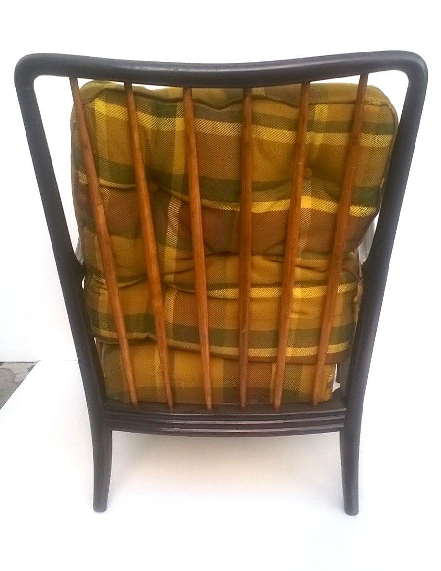 armlehnstuhl von paolo buffa 1940er bei pamono kaufen. Black Bedroom Furniture Sets. Home Design Ideas