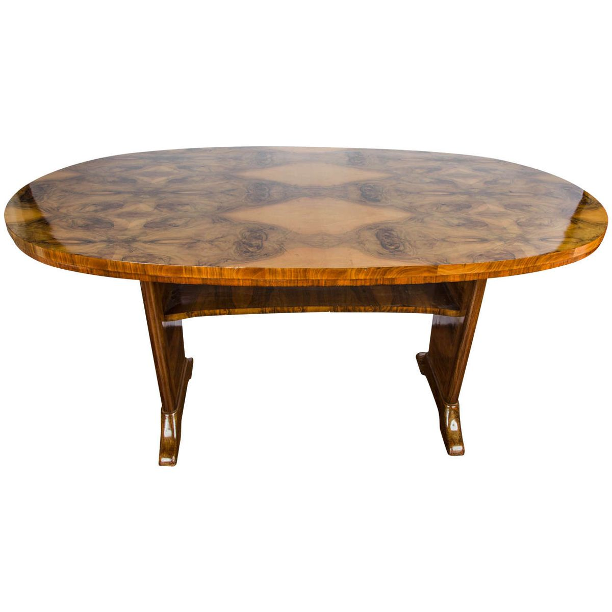 Italian dining table by osvaldo borsani for sale at pamono for Italian dining table