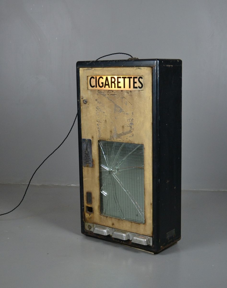 vintage vending machine for sale