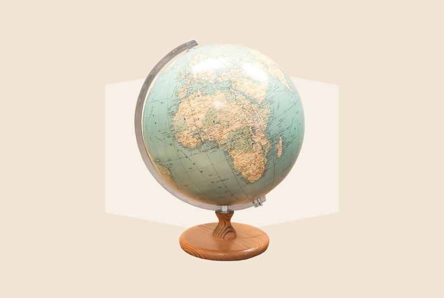 Vintage Light Globe 78