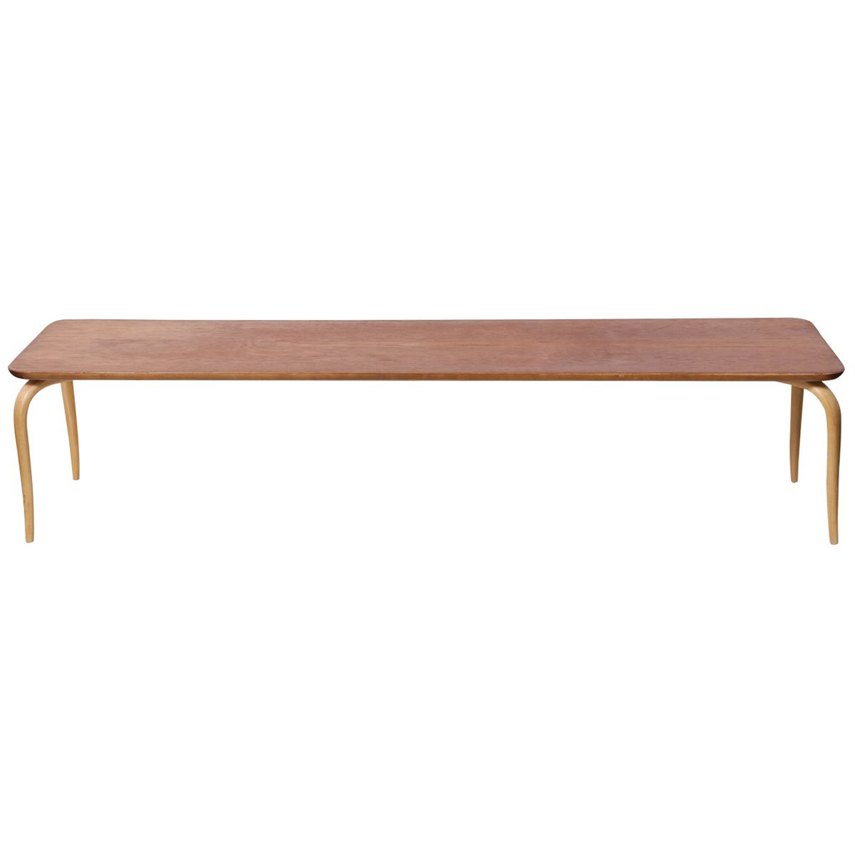 Low Coffee Table By Bruno Mathsson For Karl Mathsson For Sale At Pamono