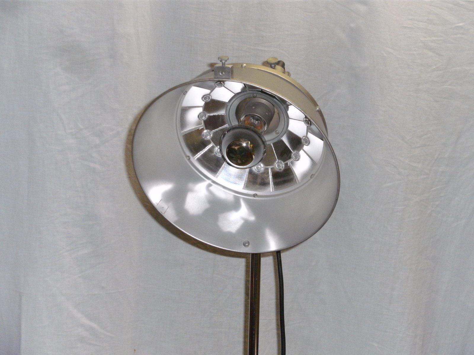 Lampe de photographe sur pied de k weinert 1950s en vente sur pamono - Lampe de photographe ...