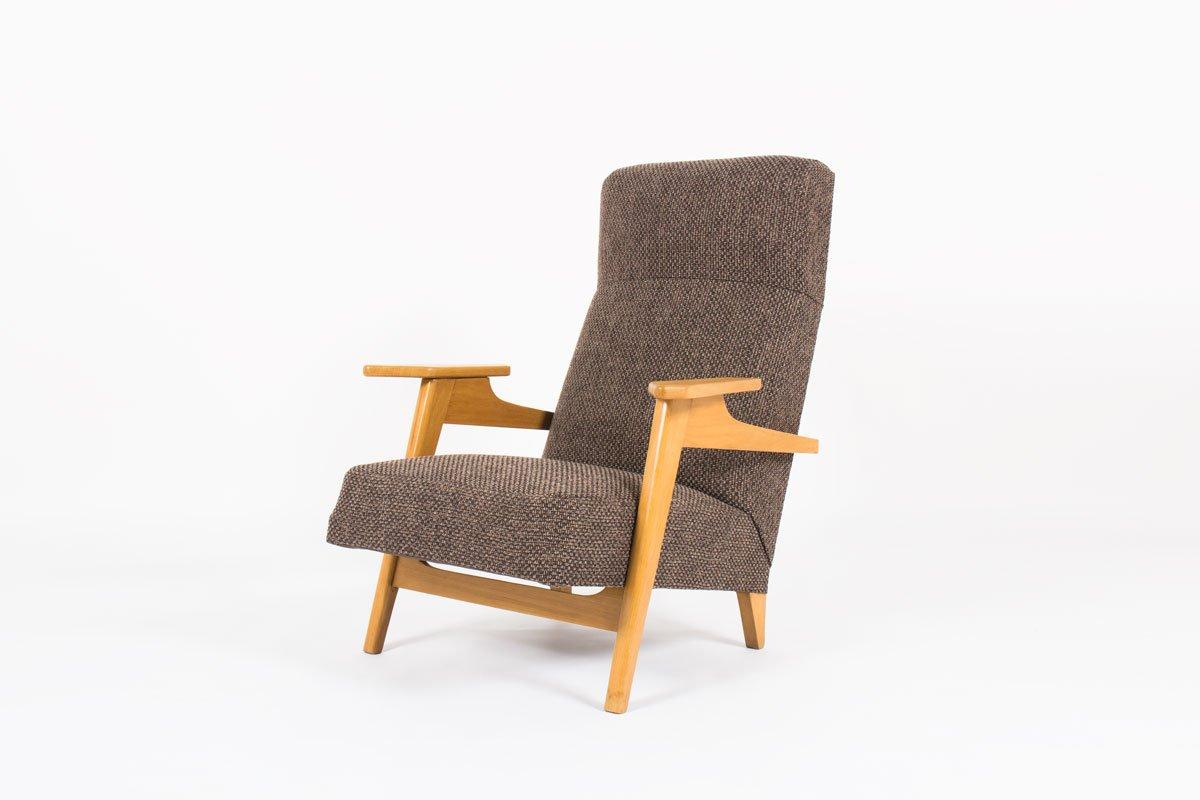 sessel im skandinavischen stil 1950er bei pamono kaufen. Black Bedroom Furniture Sets. Home Design Ideas
