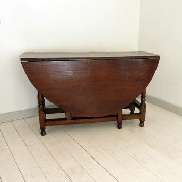 Antique Gate Leg Table, 1810s