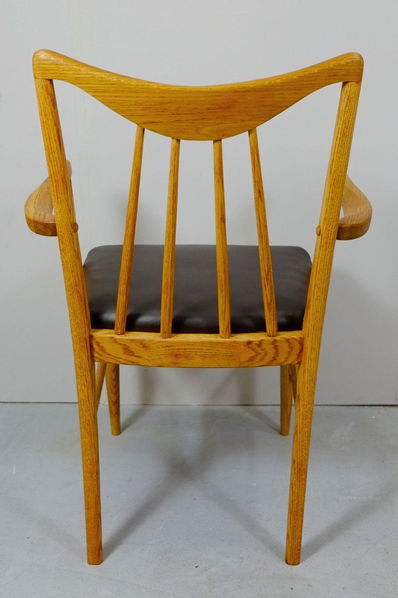 Vintage dining chairs from keller furniture 1950s set of for Furniture 1950