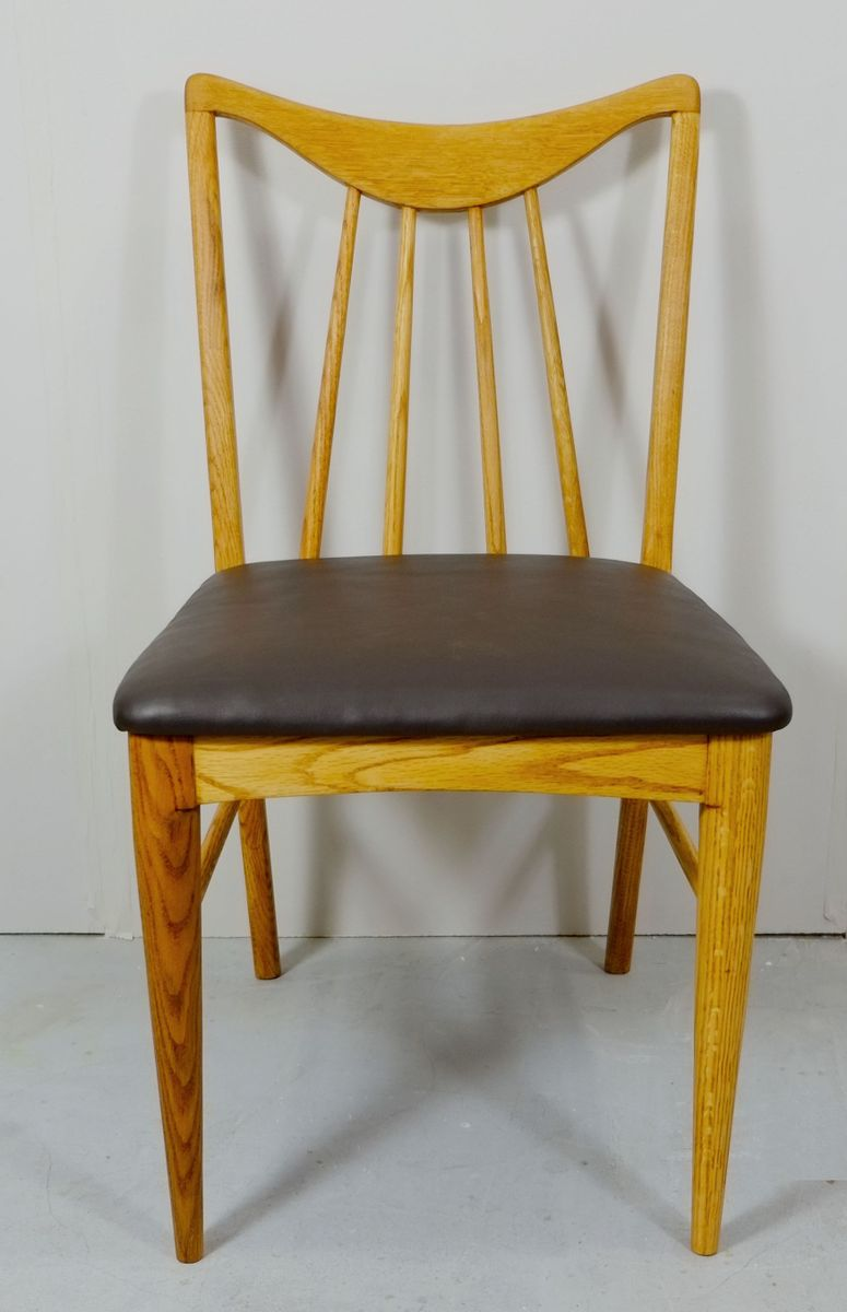 Vintage Dining Chairs From Keller Furniture 1950s Set Of 4 For Sale At Pamono