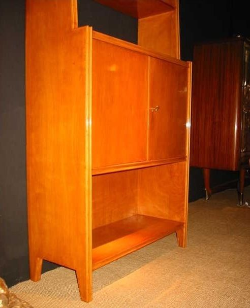 Sale 1950s Kitchen Cabinets: Vintage Italian Maple Cabinet, 1950s For Sale At Pamono