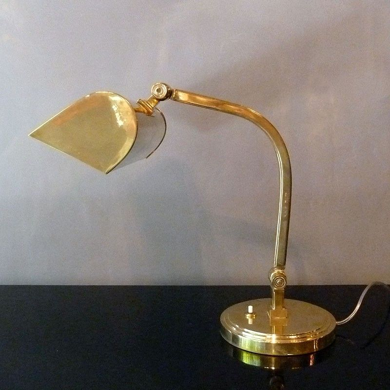 French Art Deco Table Lamp 1930s For Sale At Pamono