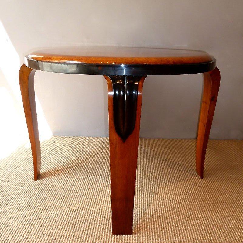 art deco tisch kaufen das beste aus wohndesign und m bel inspiration. Black Bedroom Furniture Sets. Home Design Ideas