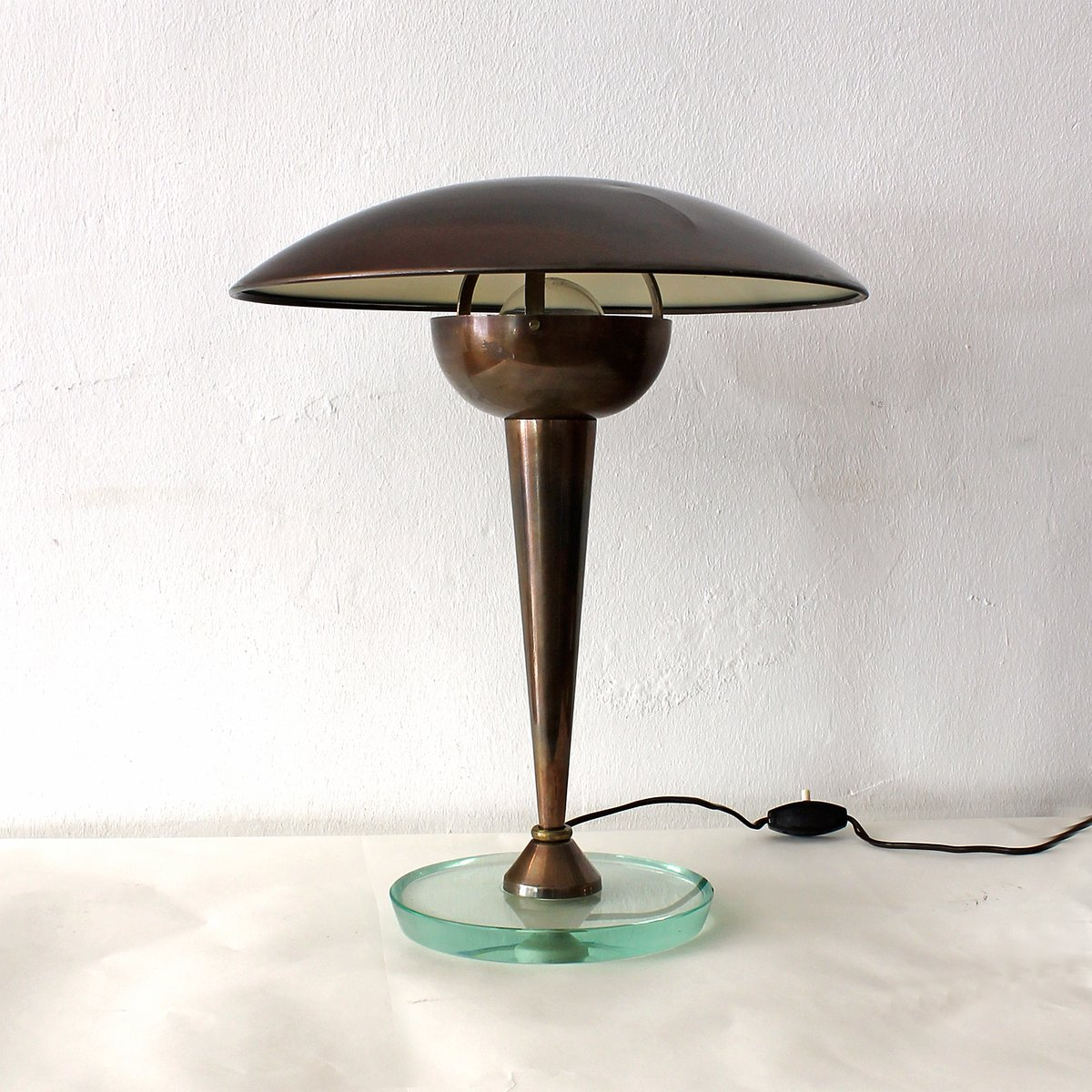 Art Deco Italian Desk Lamp, 1930s - Art Deco Italian Desk Lamp, 1930s For Sale At Pamono
