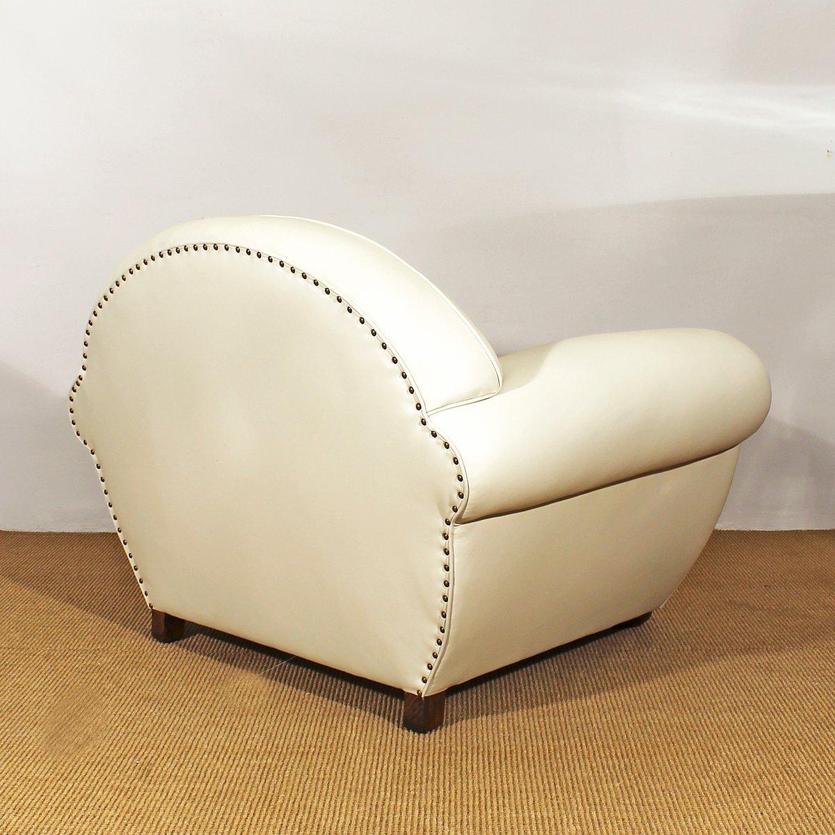 fauteuils club art d co 1930s set de 2 en vente sur pamono. Black Bedroom Furniture Sets. Home Design Ideas
