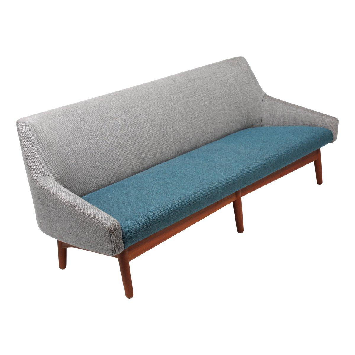 dreisitzer sofa von ib kofod larsen bei pamono kaufen. Black Bedroom Furniture Sets. Home Design Ideas